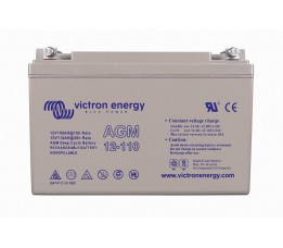12V/110Ah AGM Deep Cycle Batt.