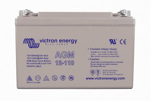 12V/110Ah AGM Deep Cycle Batt.