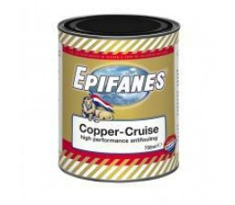 Epifanes Copper-Cruise donkerblauw 750 ml