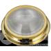 allpa Messing LED-plafondlamp, opbouw, 12V/1,